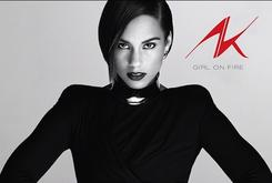 "Cover Art Revealed For Alicia Keys' Album ""Girl On Fire"""