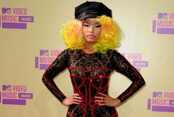 "Nicki Minaj Announces Album ""Pink Friday Roman Reloaded: The Re-Up"""