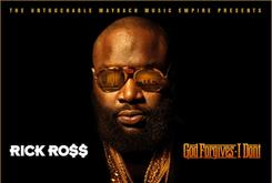 "Rick Ross' ""God Forgives, I Don't"" Goes Gold"