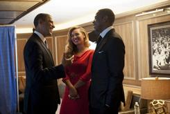 President Obama Draws Comparison From His Life To Jay-Z's At Fundraiser
