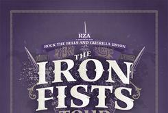 "RZA Announces ""The Man With The Iron Fists"" Tour"