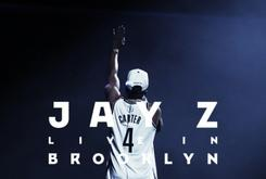 "Jay-Z Releasing ""LIVE IN BROOKLYN"" EP Of Barclay's Center Performance"