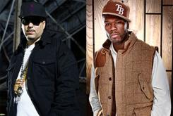 50 Cent Calls Out French Montana On Twitter, French Replies