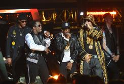 Busta Rhymes & French Montana @ BET Awards
