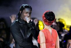 "A$AP Rocky Will Open On Rihanna's ""Diamonds"" Tour"