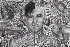 "Stream Of Yelawolf & Travis Barker's ""Psycho White"" EP"