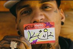 """Cover Art Revealed For Kid Ink's Upcoming Mixtape """"Rocketshipshawty"""""""