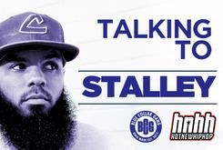 "Exclusive: Stalley Talks On New Clothing Line ""Blue Collar Gang"""