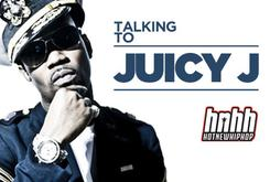 "Exclusive: Juicy J On Recording ""Bands"", Longevity In Hip Hop, And ""Stay Trippy"" Release Date"