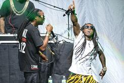 "Lil Wayne Working On New Single ""Rich As F**k"" Featuring 2 Chainz"