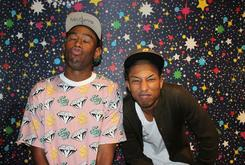 Pharrell Williams Talks On New Book And Tyler, The Creator's New Album
