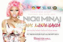 HNHH Exclusive: Hot 97 Christmas Extravaganza at Webster Hall with Nicki Minaj
