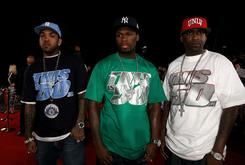 50 Cent Says G-Unit Reunion Will Likely Happen