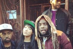 "BTS Photos: Wale ""Let A Nigga Know"" Video Shoot With Chinx Drugz"