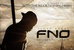 "Cover Art Revealed For Lloyd Banks' ""F.N.O."" Mixtape"