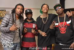 "BTS Photos: Video Shoot For Gucci Mane's ""Nothing On You"" Featuring Wiz Khalifa"