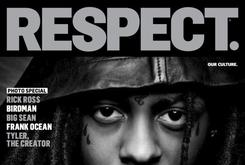 """Lil Wayne Covers RESPECT & Referred To As """"One Of Rap's Greatest Artists"""""""