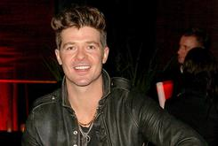 """Cover Art, Tracklist & Release Date Revealed For Robin Thicke's """"Blurred Lines"""""""