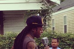 "BTS Photos: Video Shoot For Lil Wayne's ""God Bless Amerika"""