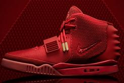 Nike Releases The Air Yeezy II's (Red Octobers) To Just About Everyone's Surprise