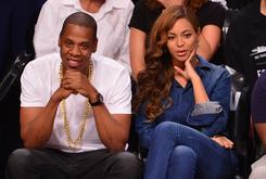 Courtside Collection: Hip Hop Artists At Basketball Games