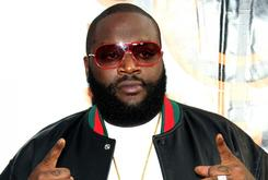 Rick Ross Just Got A Pretty Crazy Face Tattoo