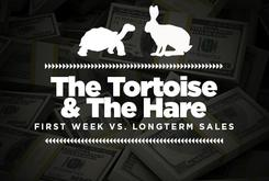 The Tortoise & The Hare: First Week vs. Longterm Sales