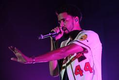 """J. Cole Shows Up At A Fan's House In Dallas To Play Her """"2014 Forest Hills Drive"""""""