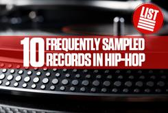 10 Frequently Sampled Records In Hip-Hop