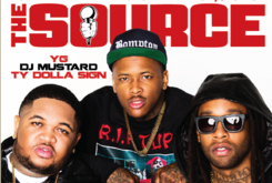 """YG Says His Mom's A Crip, Covers """"The Source"""" With Ty Dolla $ign & DJ Mustard"""