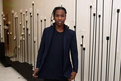 """A$AP Rocky Shares """"Pretty Flacko 2"""" Artwork, Will Drop Track At 6 PM"""