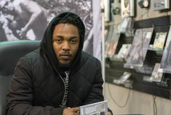 Thousands Line Up For Kendrick Lamar Album Signing In Compton