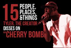 """15 People, Places & Things Tyler, The Creator Disses On """"Cherry Bomb"""""""