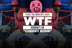 """Tyler The Creator's Most WTF Moments On """"Cherry Bomb"""""""