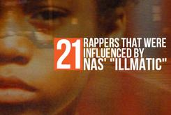 """21 Rappers That Were Influenced By Nas' """"Illmatic"""""""