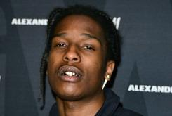 "ASAP Rocky Announces ""Cozy Tapes Vol. 1,"" Says Rod Stewart Tape Was A Joke"