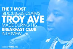 The 7 Most Ridiculous Claims Troy Ave Made During His Breakfast Club Interview