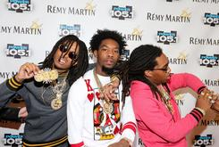 """Stream Migos' Debut Album """"Yung Rich Nation"""" A Week Early"""