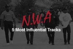N.W.A.'s 5 Most Influential Tracks