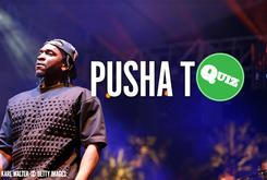 Quiz: How Well Do You Know Pusha T?