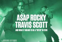 """A$AP Rocky, Travis Scott, And What It Means To Be A """"Biter"""" In 2016"""