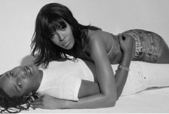 A$AP Rocky Cozies Up To Naomi Campbell In New Photo Shoot