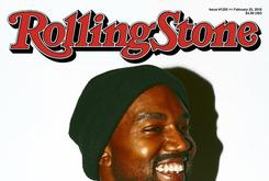 Kanye West Reveals Rolling Stone Cover Shot By Tyler, The Creator [Update: Rolling Stone Says It's Not An Official Cover]