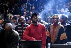 """Kanye West Reveals Another Cover For """"The Life Of Pablo"""""""