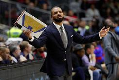 Did Drake Throw A Jab At Meek Mill During The NBA All-Star Celebrity Game?