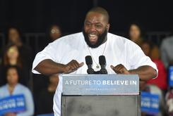 Killer Mike Calls Out Clinton In Rousing Speech At Sanders Rally