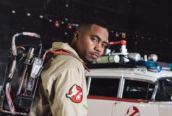 """Nas Announces """"Ghostbusters"""" Clothing Line"""