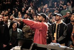 """Kanye West Releases """"The Life Of Pablo"""" On Spotify & Apple Music"""