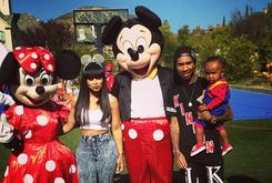 Blac Chyna Says Tyga Is Trying To Make Her Life A Living Hell; Believes His Tweet Was Full Of Crap