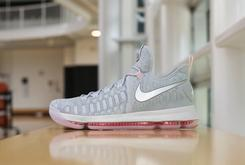 """Release Date Announced For The """"Pre-Heat"""" Nike KD9"""